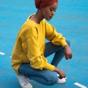 Expertuitdaging: kleurcontrast gebruiken © kleurcontrast, blauw, geel