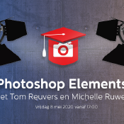 Kijk hier de Zoom Academy livestream - Photoshop Elements terug © zoom, academy, live