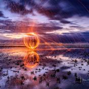 Avond- en nachtfotografie: spelen met licht