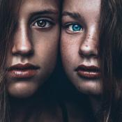Belangrijke tips voor portretfotografie: Video © portret, dames, twee