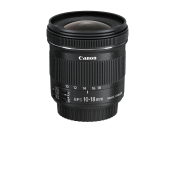 Canon EF-S 10-18mm F4.5-5.6 IS STM  © canon, objectief, lichtgewicht, ultragroothoek, 10-18mm