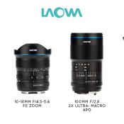 Nieuwe Laowa objectieven - Van alles wat