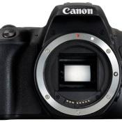 Review: Canon EOS 200D © canon, dslr, 200d