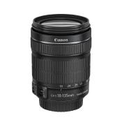 Review: Canon EF-S 18-135 mm © Canon, Objectief, Telezoom, review, test, 18-135mm