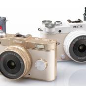 Nieuw: Pentax Q-S1 © Pentax, Pentax Q-S1, Systeemcamera, Ricoh, Pentax Q