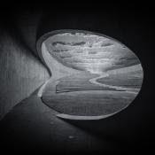 Gulden snede of regel van derden - Welke kun je het beste gebruiken? © zwart, wit, compositie