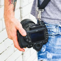Camera accessoires: de verschillende soorten camera riemen uitgelegd