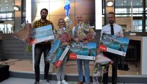 hema - winnaars foto